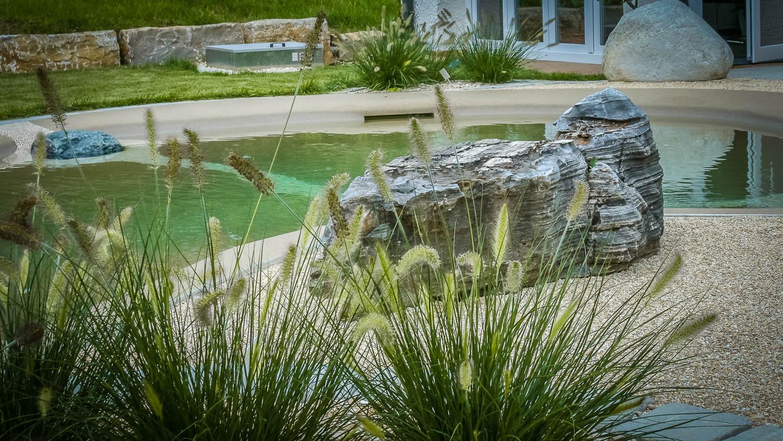 Aussenanlage Villa Biodesign Pool