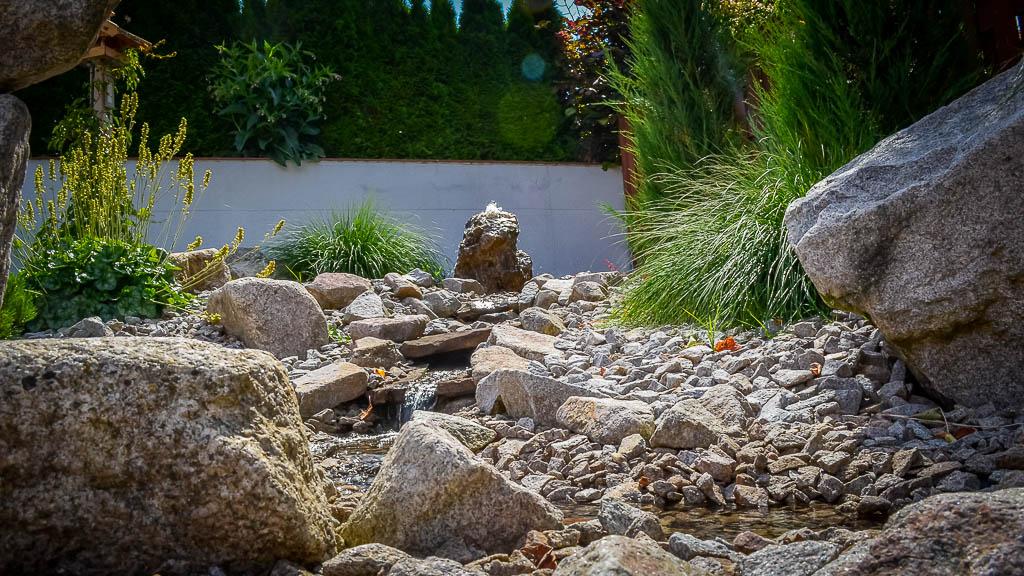 Natursteinarbeiten Garten