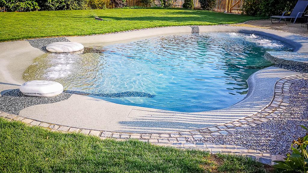BioDesign-Pool Schwimmteich Lagune by myDesignPool | Poolbauer aus Deutschland, Baden-Württemberg, Böblingen, Ammerbuch