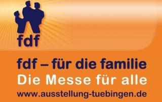 fdf - für die familie - Messe Tübingen 2019