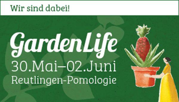 Banner GardenLife Reutlingen 2019