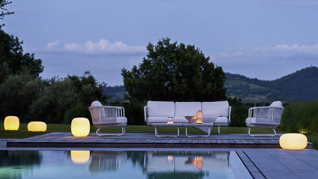 Babylon | Kollektion | Varashin Outdoor Therapy Möbel | Gartenmöbel aus Italien