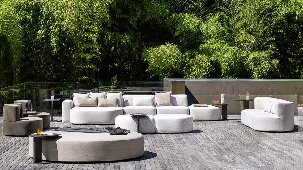 Belt | Kollektion | Varashin Outdoor Therapy Möbel | Gartenmöbel aus Italien