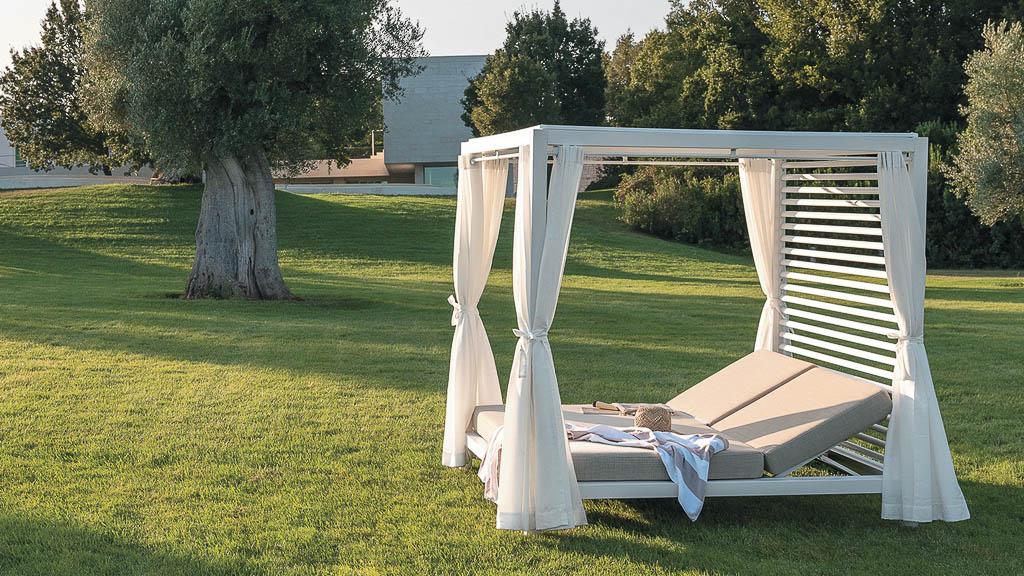 Bivacco | Kollektion | Varashin Outdoor Therapy Möbel | Gartenmöbel aus Italien