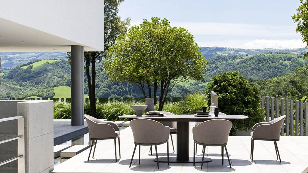 Clever | Kollektion | Varashin Outdoor Therapy Möbel | Gartenmöbel aus Italien