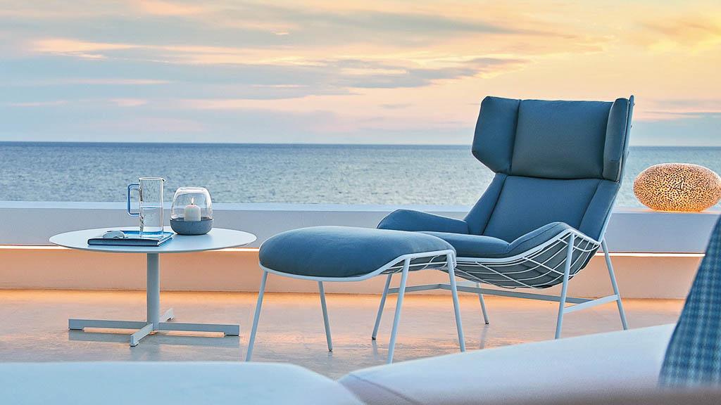 Summer Set | Kollektion | Varashin Outdoor Therapy Möbel | Gartenmöbel aus Italien