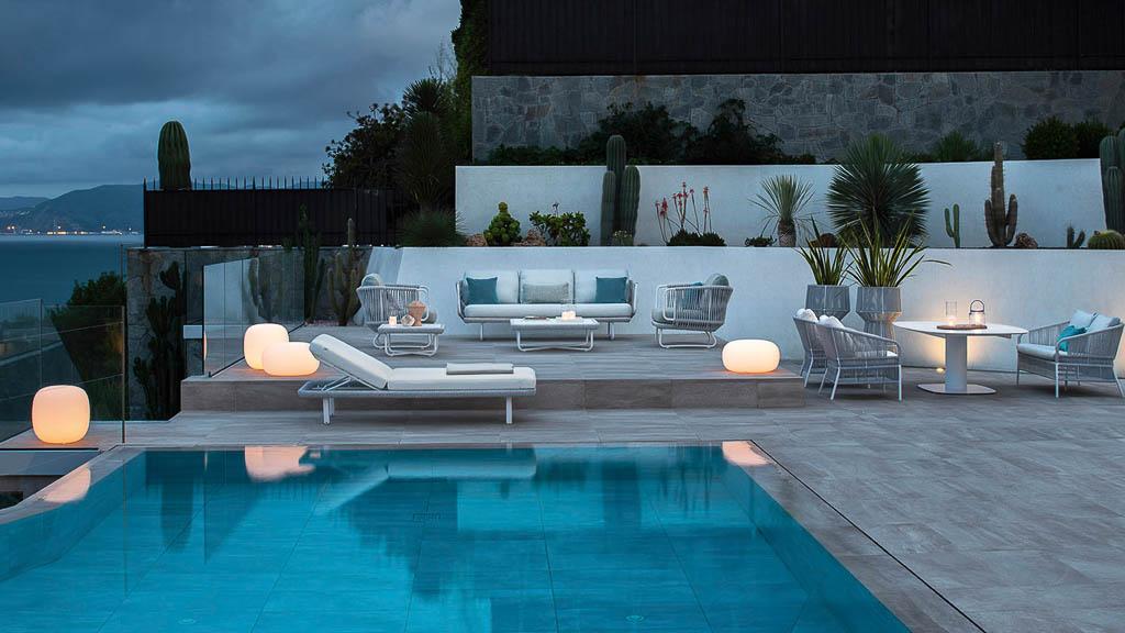 Babylon | Liege | Varashin Outdoor Therapy Möbel | Gartenmöbel aus Italien