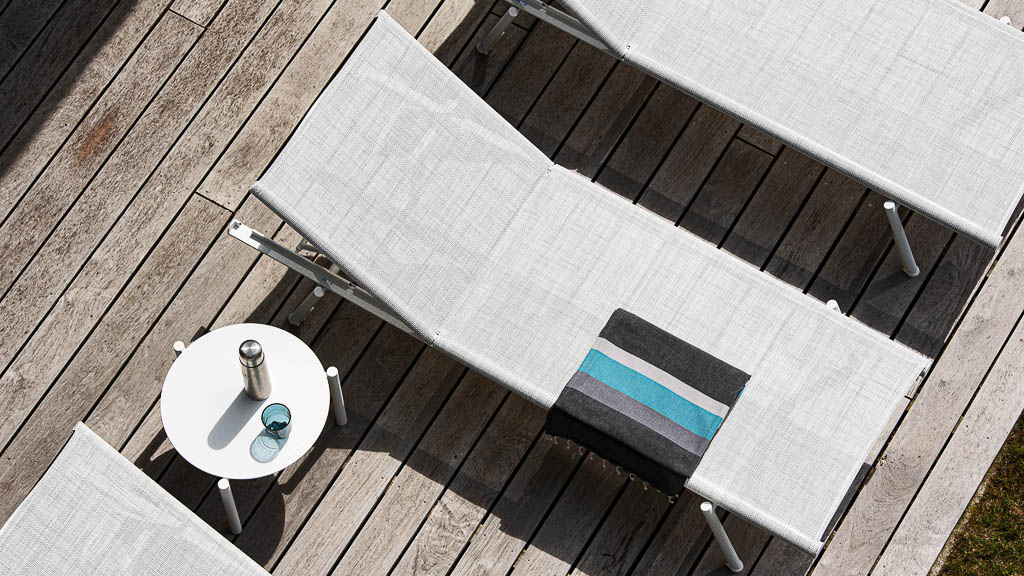 Bahia | Liege | Varashin Outdoor Therapy Möbel | Gartenmöbel aus Italien