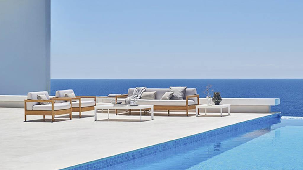 Bali | Sessel | Varashin Outdoor Therapy Möbel | Gartenmöbel aus Italien
